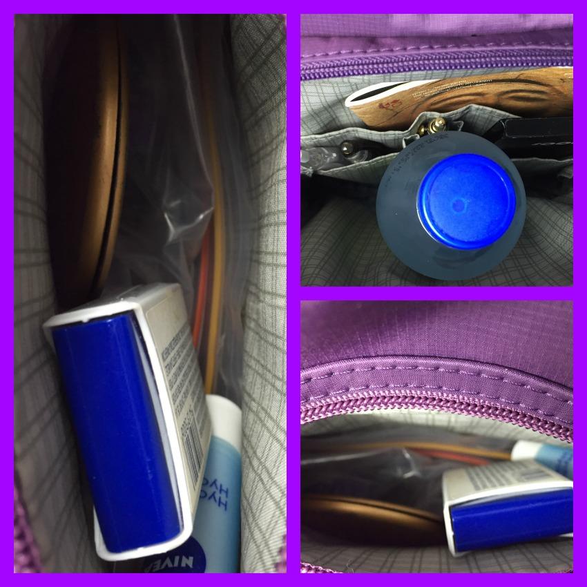 Beside U Backpack other pockets