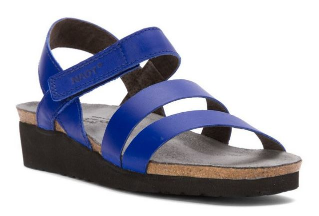 Naot Kayla sandals blue