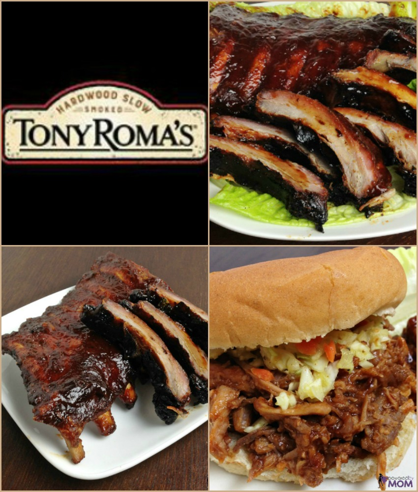 Tony Roma's Ribs and BBQ
