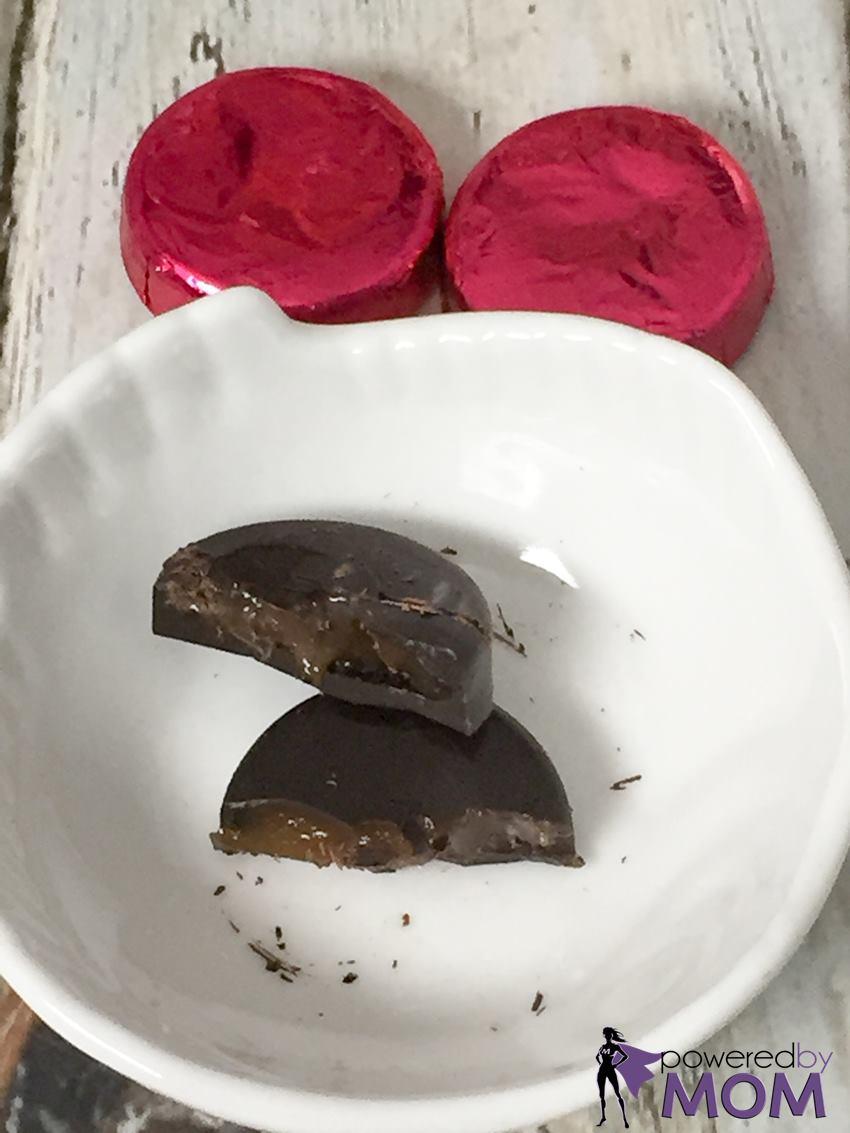 PRI Dark Chocolate with ginger