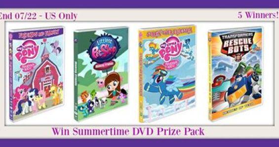 Hasbro DVD- Kristin