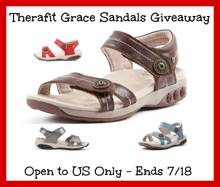 Therafit Grace Sandals