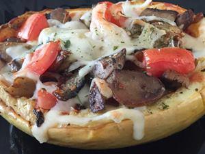 Pizza Spaghetti Squash Recipe