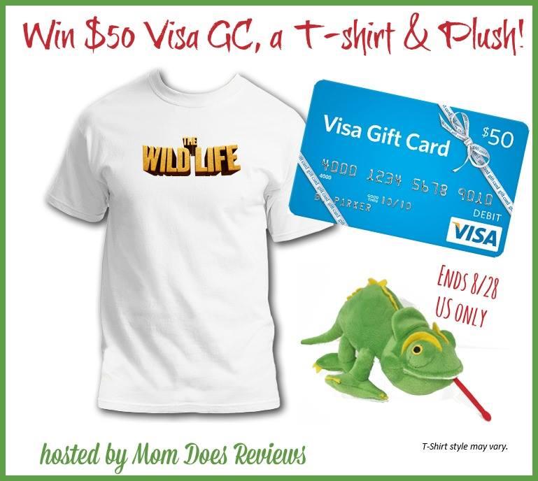 50 Visa GC