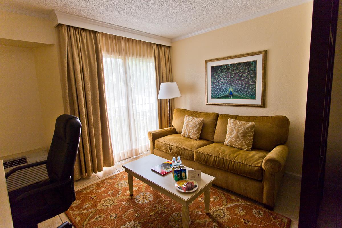 Comfort Suites Inside Room