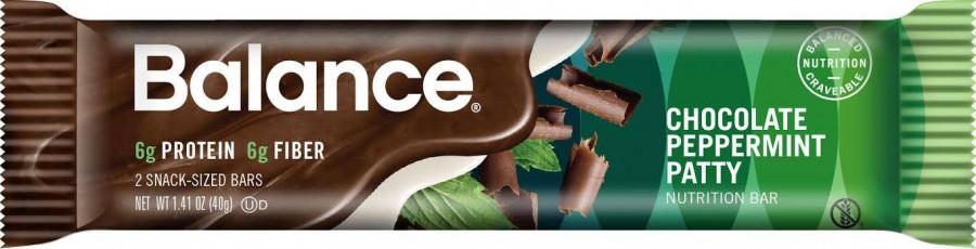 balance bar chocolate mint