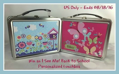 personalized lunchbox