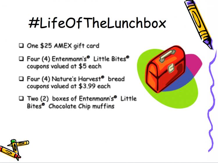 life of the lunchbox prize