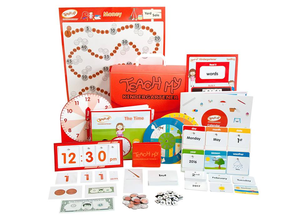 teach my deluxe learning kit 2