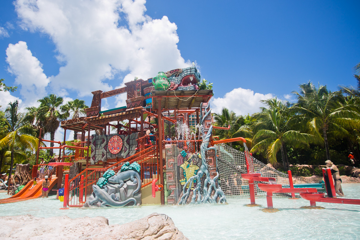 Aquaventure Kids Are