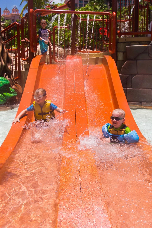 Aquaventure Kids Area