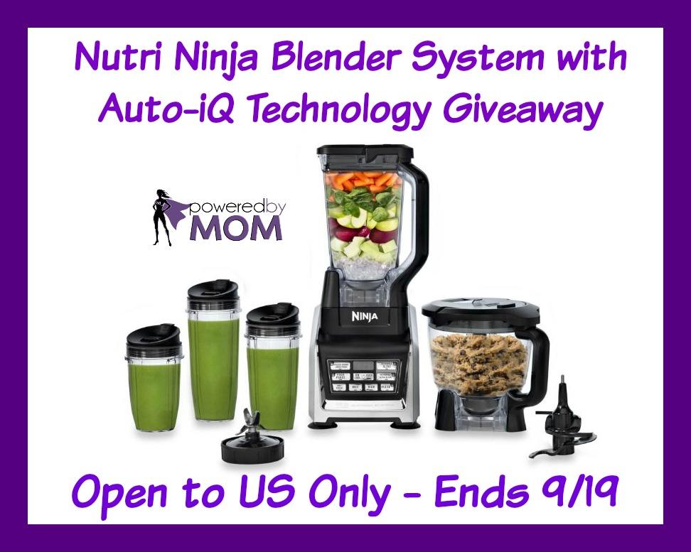 Nutri Ninja Blender System