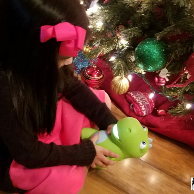 Music, Storytime, Jokes, and More with Cognitoys Dino