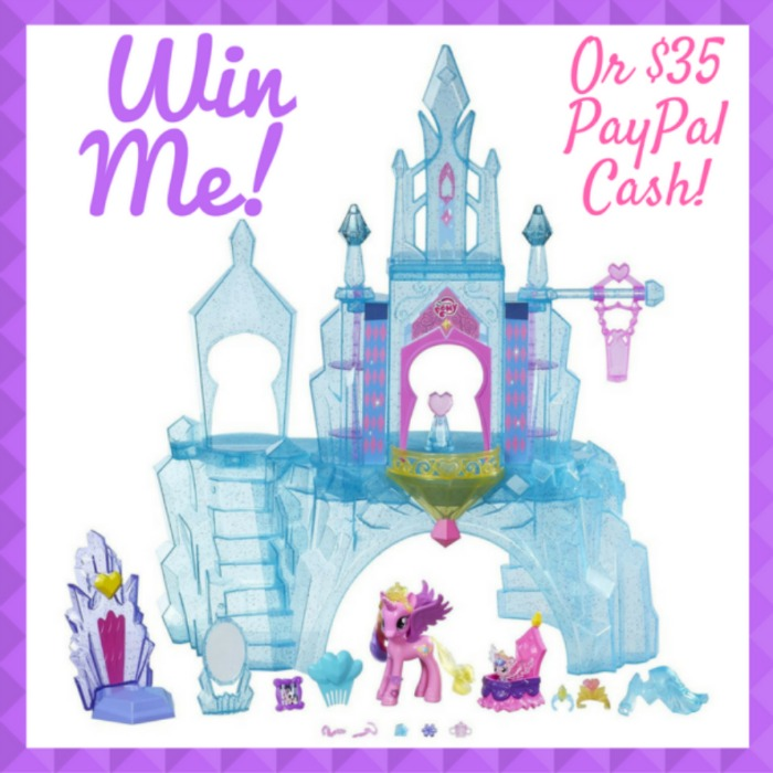 My Little Pony or $35 PayPal CASH Giveaway!