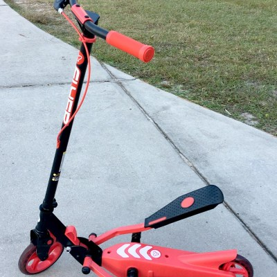 YFlyer Scooter by Yvolution WILL Get the Kids Outside