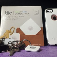Find your phone, keys and more with Tile!