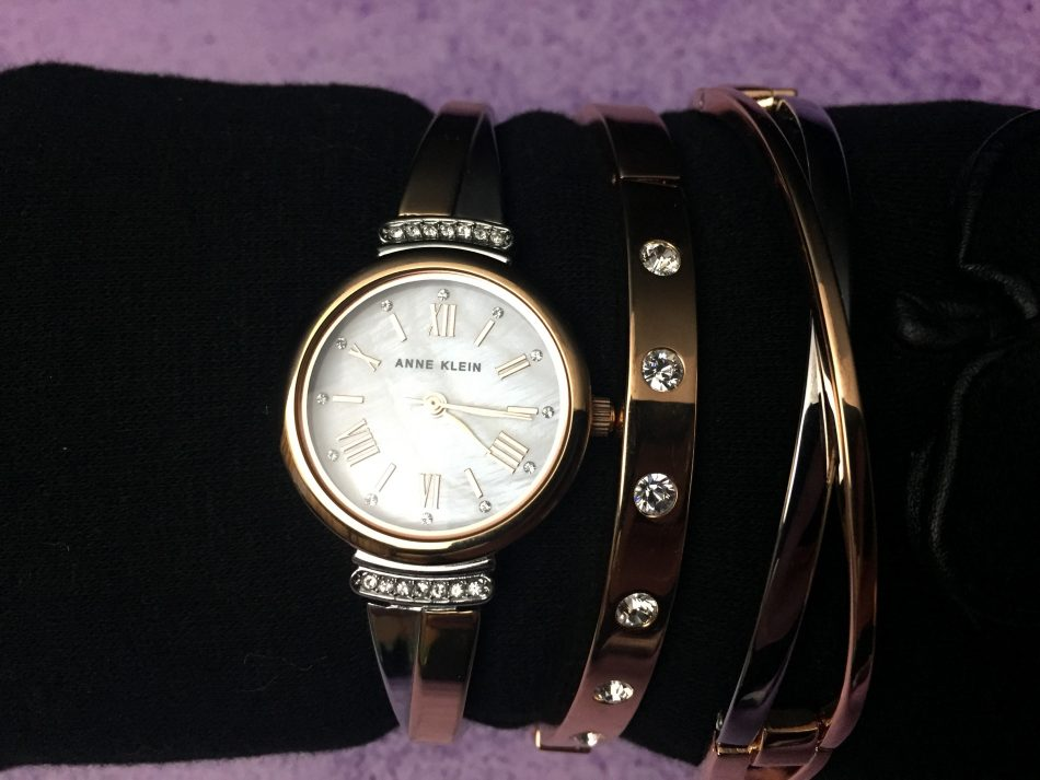 anne-klein-watch-set