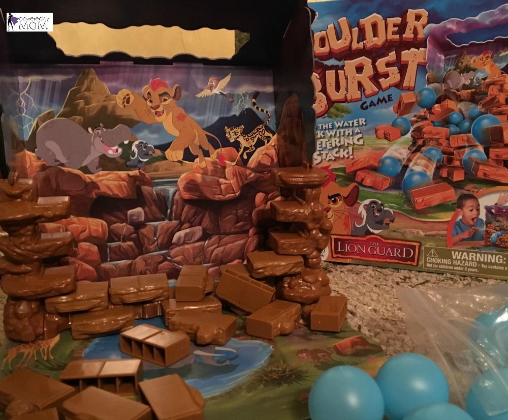 boulder-burst