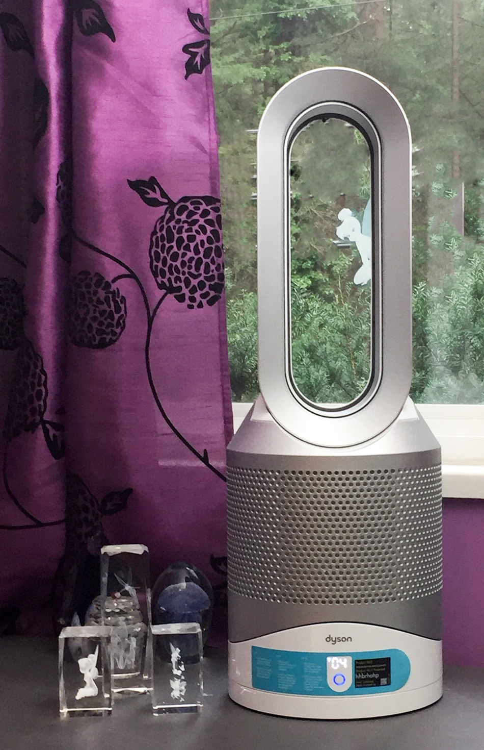 Dyson Pure Hot Cool Link Air Purifier and Fan