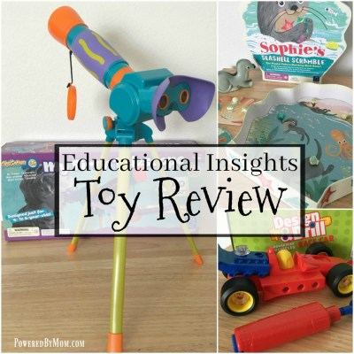 Educational Insights – Toy Review