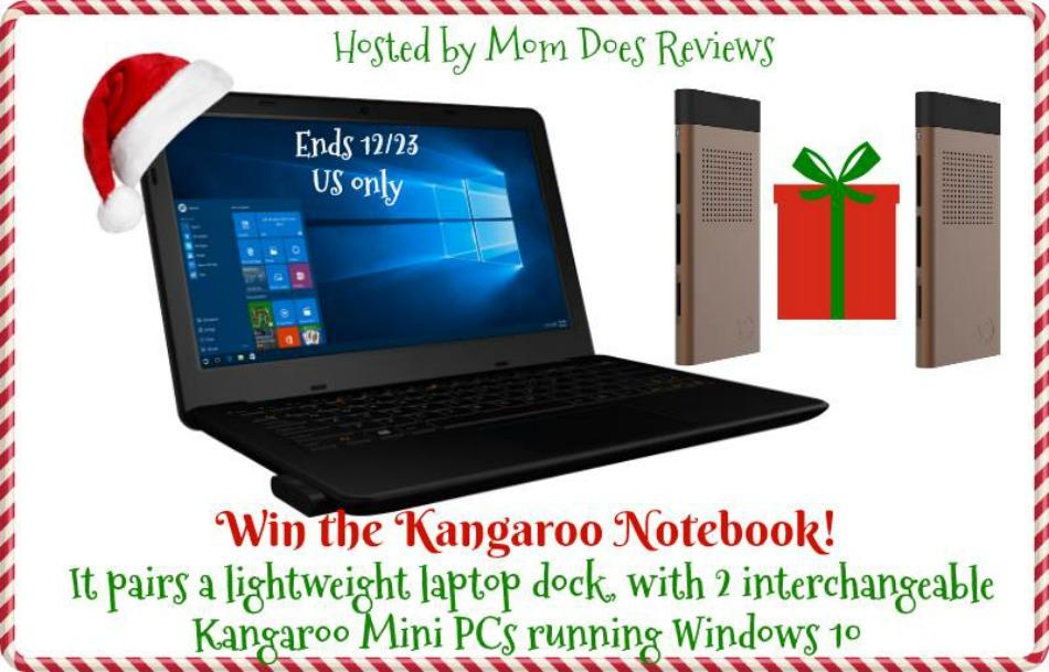 Kangaroo Notebook Giveaway