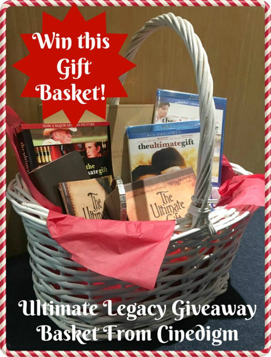 Ultimate Legacy Giveaway Basket button