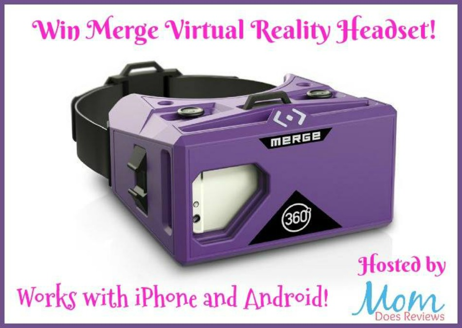 Merge Virtual Reality Headset Giveaway!