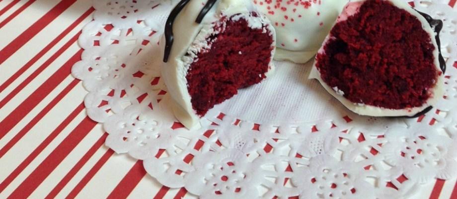 Red Velvet Truffles Recipe