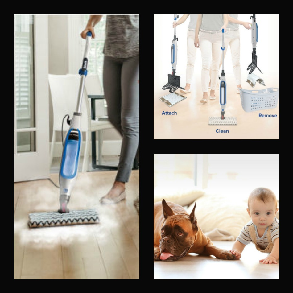 Shark Genius Steam Pocket Mop System Review Powered By Mom