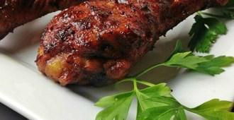Spicy Honey Glazed Chicken Drumsticks Recipe