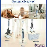 Shark Genius Steam Mop System Giveaway