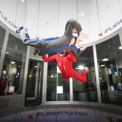 iFLY Seattle Indoor Skydiving Photo Album