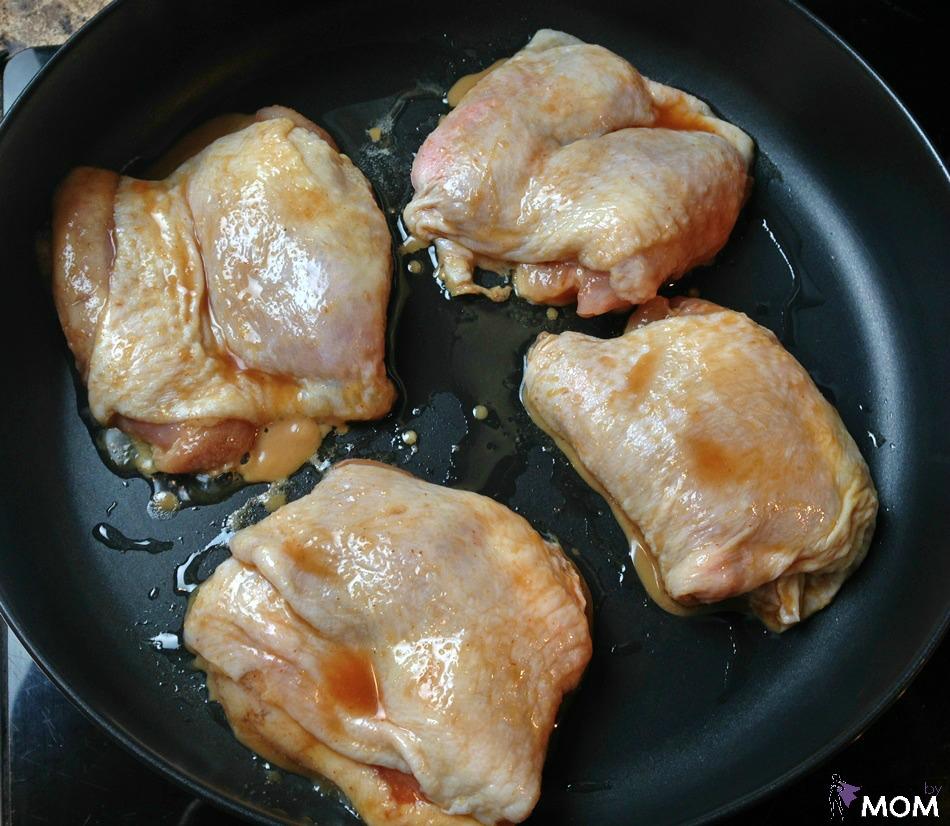 Honey Sriracha Chicken process 3