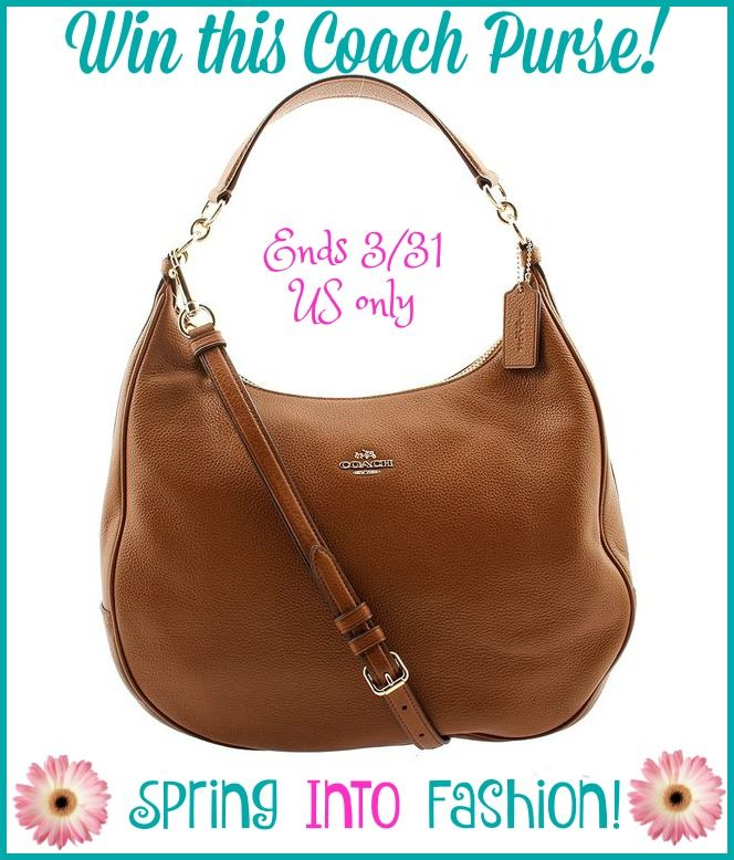 coach march giveaway 2