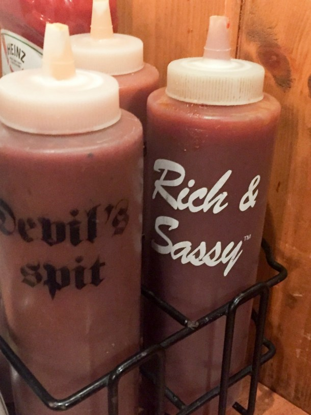 famous dave's sauces