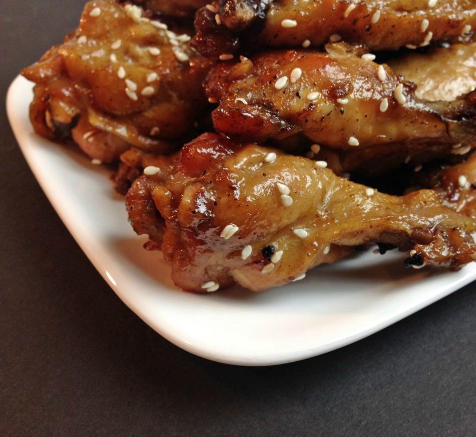 slow cooker chicken wings