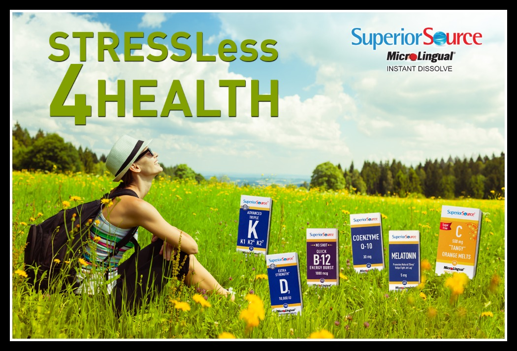 Stressless 4 health