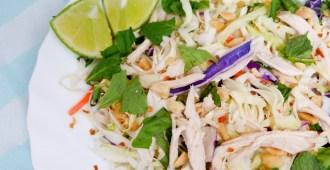 Vietnamese Chicken Salad – Goi Ga #ChickenDotCa