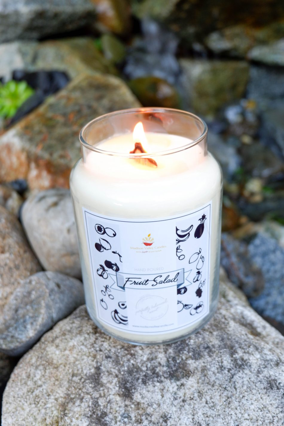 Madison Valley Organic Soy Candles