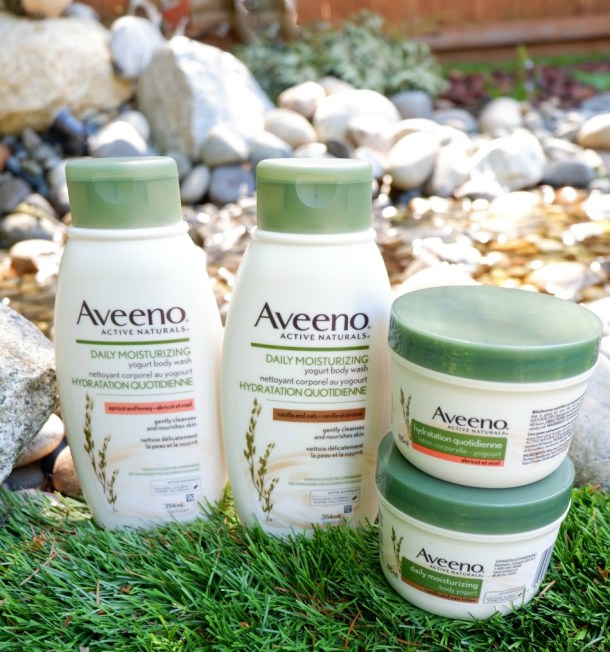 Aveeno - Women and Self Care