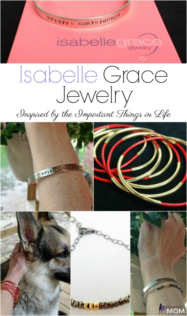 Isabelle Grace Jewelry: Inspired by the Important Things in Life