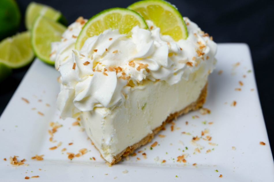 Whipped No Bake Key Lime Pie Recipe