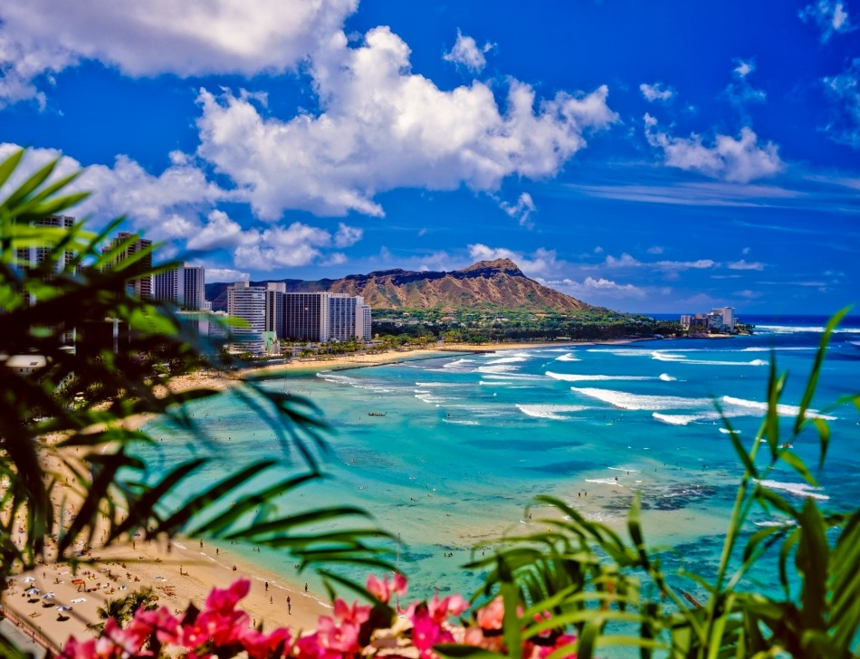 beach vacation ideas Waikiki