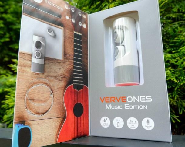 VerveOnesME wireless earbuds