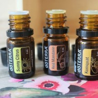 doTERRA'S Trio of Citrus Essential Oils