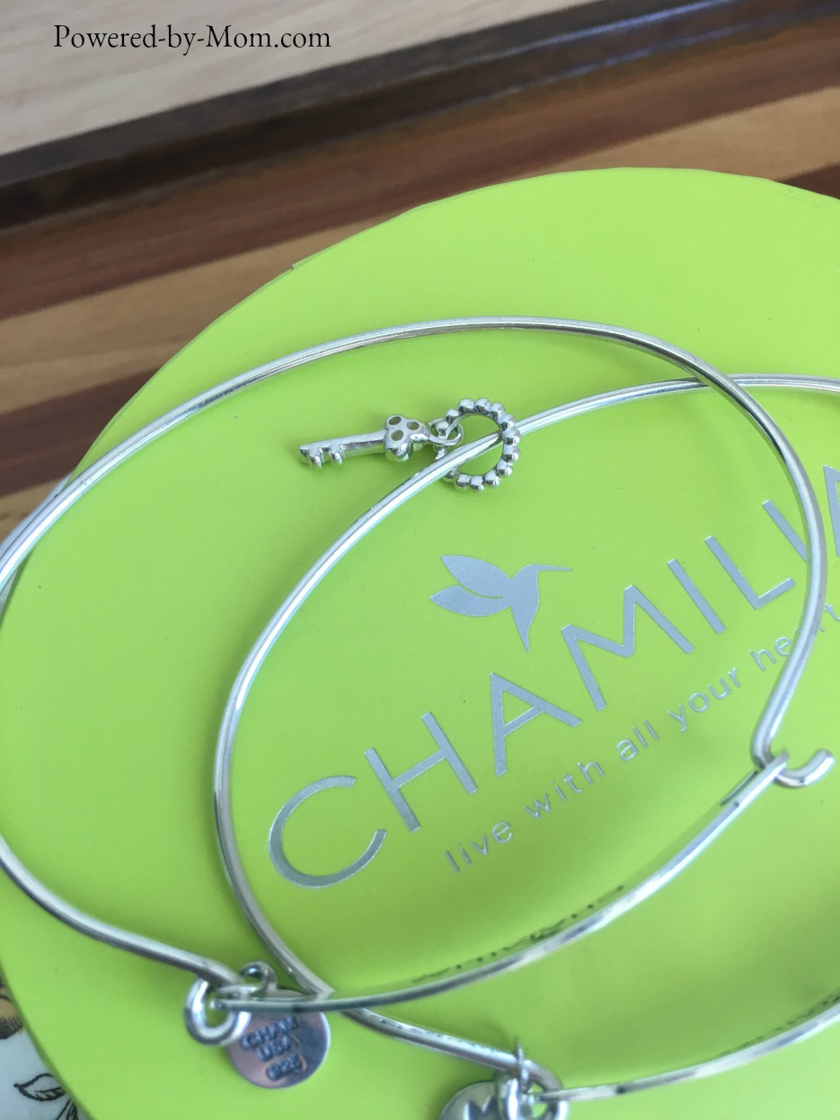 Chamilia Petit Key Charm - Powered by Mom