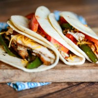 Easy Chicken Fajitas Recipe