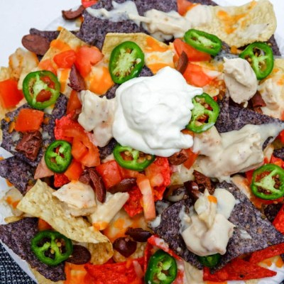 A Delicious Twist on Chicken Nachos & Crescent Rolls
