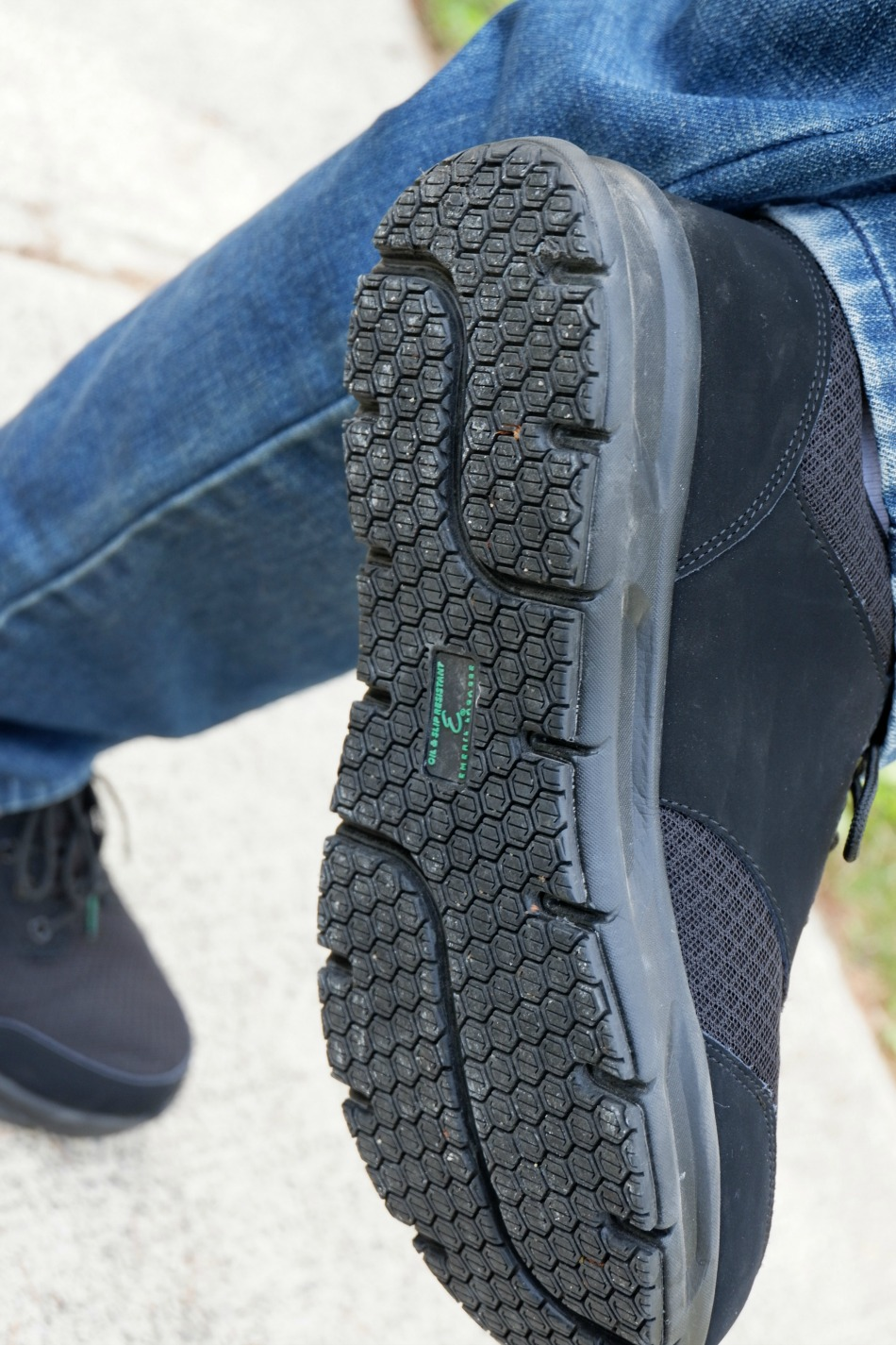 slip resistant shoes from Emeril's Footwear