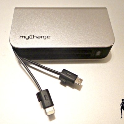 My Charge Portable Phone Charger
